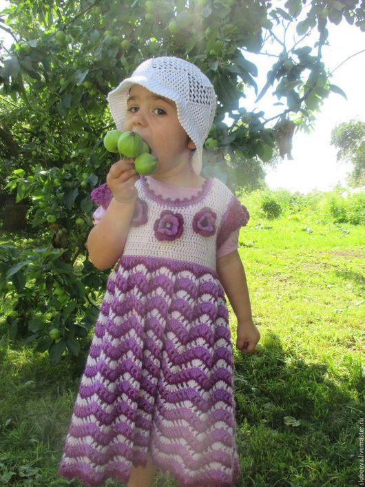 Платье для девочки 3 лет .