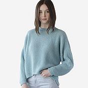 Одежда handmade. Livemaster - original item Sweater knitted bulk. Handmade.