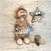 Куклы и игрушки handmade. Livemaster - original item Interior doll,collectible,new year