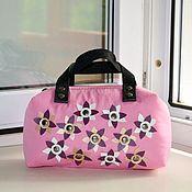 handmade. Livemaster - original item Cosmetic bag-handbag
