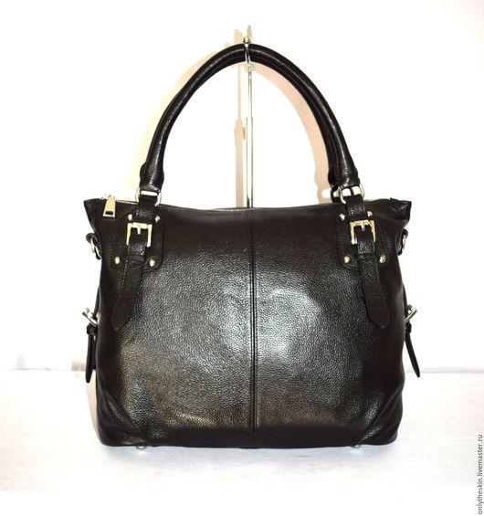 черная женская кожаная сумка купить из кожи натуральная кожа интернет магазин мягкой кожи подарок женщине что подарить