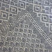 Аксессуары handmade. Livemaster - original item Openwork down shawl down shawl made of goat down Down Shawls. Handmade.