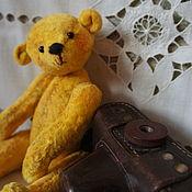 Куклы и игрушки ручной работы. Ярмарка Мастеров - ручная работа Солнечный Миша. Handmade.