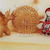 Русский стиль ручной работы. Ярмарка Мастеров - ручная работа Тетерки, козули, сканое печенье, пряники, витое печенье Вилюшка. Handmade.