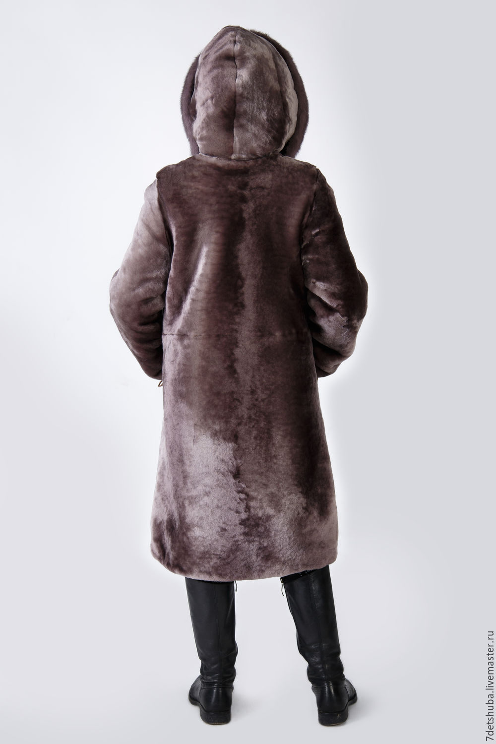 coats for teenage girls of mouton  u2013 shop online on livemaster with shipping