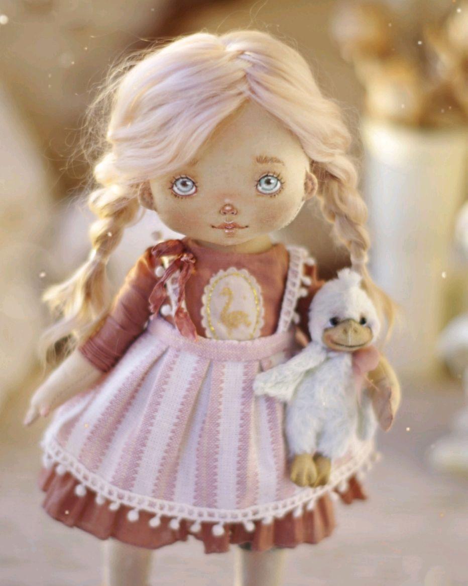 Люсенька, Куклы и пупсы, Новомосковск,  Фото №1