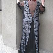 """Одежда ручной работы. Ярмарка Мастеров - ручная работа платье в пол """"ЛЕЯ"""". Handmade."""