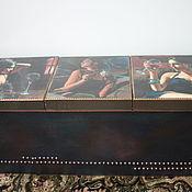Для дома и интерьера handmade. Livemaster - original item triple box