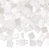 Материалы для творчества ручной работы. Ярмарка Мастеров - ручная работа Миюки ТИЛА 2548 silk luster white pear 10гр. Handmade.