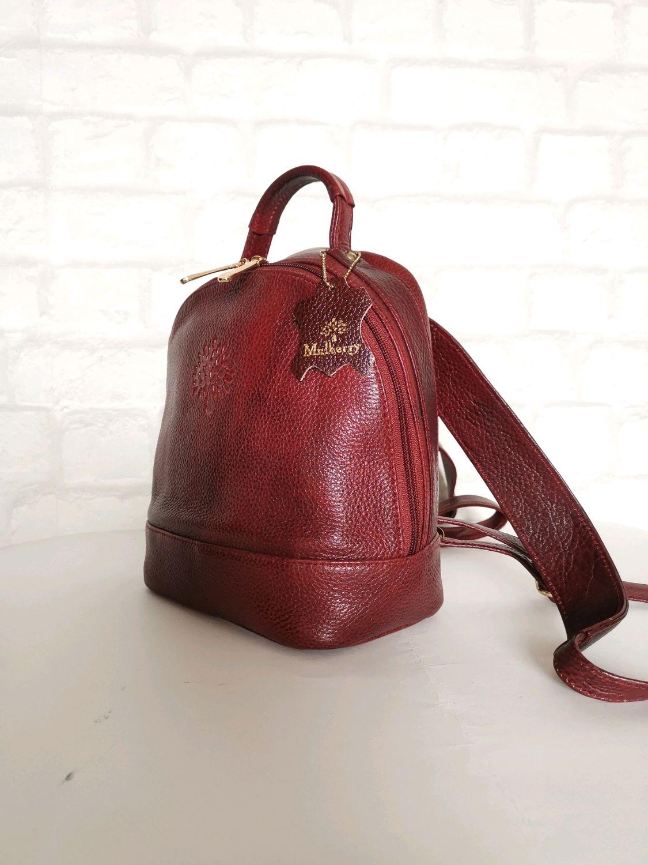 Рюкзак из натуральной кожи, Рюкзаки, Уфа, Фото №1