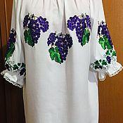 Одежда handmade. Livemaster - original item Women`s embroidery ZhR2-016. Handmade.