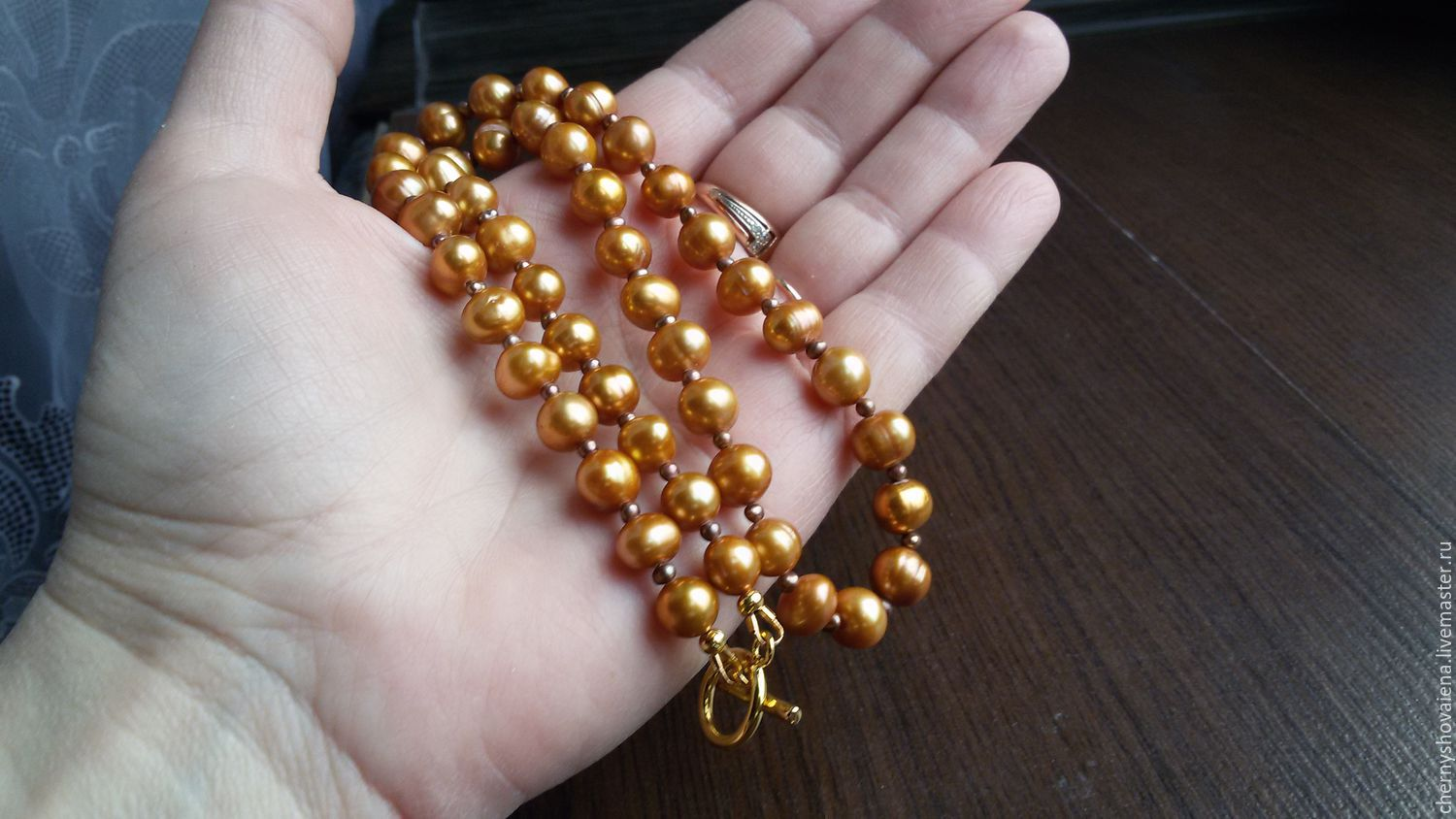 pearls products opera collections strand golden indonesian ella double gafter strands pearl