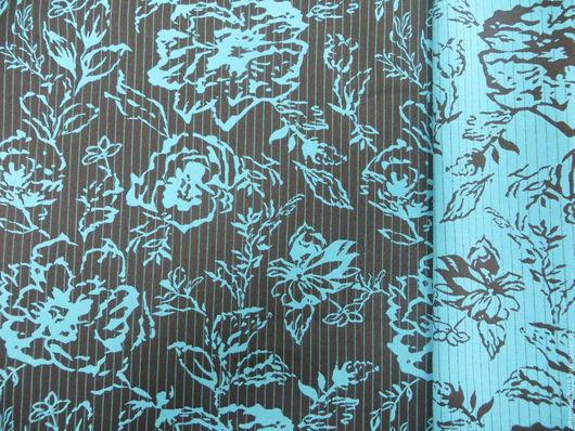 Шитье ручной работы. Ярмарка Мастеров - ручная работа. Купить 30% скидка Жаккард-стрейч 5 цветов, Итальянские ткани. Handmade.