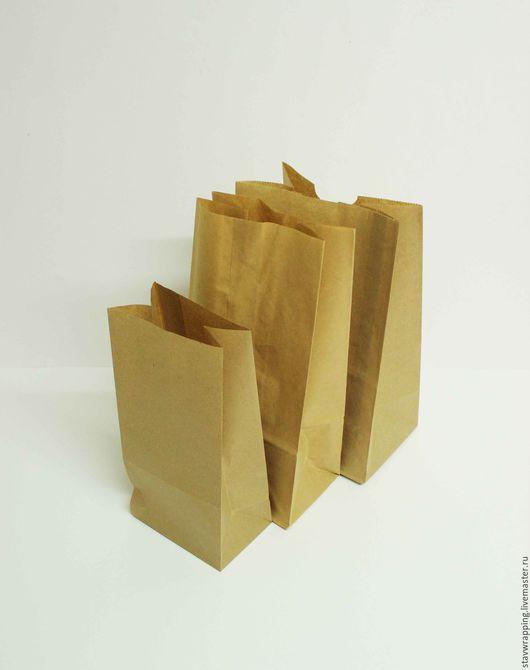 Упаковка ручной работы. Ярмарка Мастеров - ручная работа. Купить Крафт пакет 24х12х8 см. Handmade. Крафт упаковка