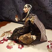 Портретная кукла ручной работы. Ярмарка Мастеров - ручная работа Сон в летнюю ночь (портрет венгерского актера Собу П. Сильвестера). Handmade.
