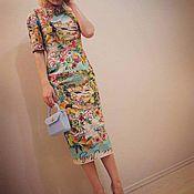"""Одежда ручной работы. Ярмарка Мастеров - ручная работа Платье  """"Florence"""". Handmade."""