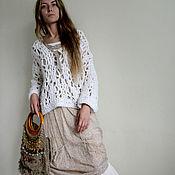 """Одежда ручной работы. Ярмарка Мастеров - ручная работа Комплект в  бохо стиле """"Мила и день"""". Handmade."""
