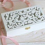 Свадебный салон handmade. Livemaster - original item Wooden box-copernica. Handmade.
