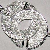 Материалы для творчества ручной работы. Ярмарка Мастеров - ручная работа 27007 - - Замочек 15 мм 925 серебро. Handmade.