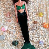 Одежда для кукол ручной работы. Ярмарка Мастеров - ручная работа Костюм русалочки для Барби. Handmade.