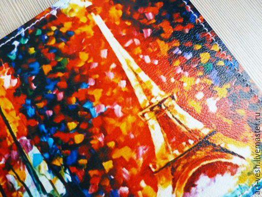 Обложка на паспорт-1  Подарок на 8 марта