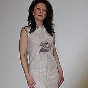 """Одежда ручной работы. Ярмарка Мастеров - ручная работа Платье """"Cream pearls"""". Handmade."""