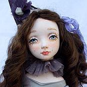 """Куклы и игрушки ручной работы. Ярмарка Мастеров - ручная работа кукла""""Виолетта"""". Handmade."""