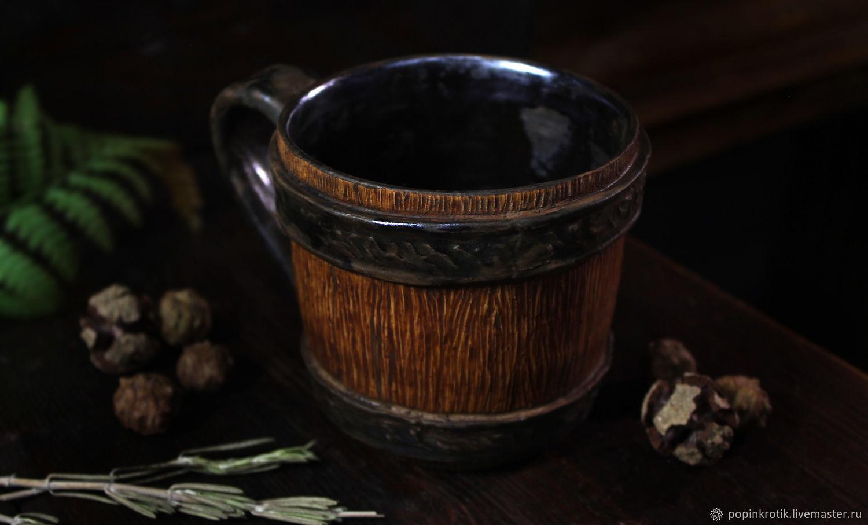 Simple Medium 'Tavern Mug' (V), Mugs and cups, Moscow,  Фото №1