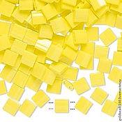 Материалы для творчества ручной работы. Ярмарка Мастеров - ручная работа Миюки ТИЛА 404 opaque yellow 10гр. Handmade.