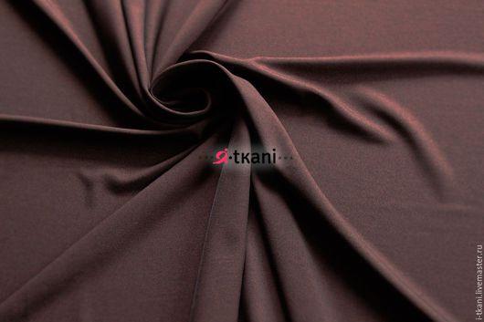 KT02-702 Костюмная меланж. Цвет шоколадный  10%вискоза, 88% п/э, 2%эластан. Ширина 140см. Тайвань.  Цена: 380руб за 1м.
