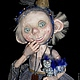"""Коллекционные куклы ручной работы. Ярмарка Мастеров - ручная работа. Купить Кукла """"Ой""""(Метаморфоза). Handmade. Позитив, эксклюзивный подарок, радость"""