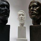 Статуэтки ручной работы. Ярмарка Мастеров - ручная работа Бюст Гитлера. Handmade.