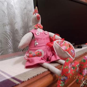 Куклы и игрушки ручной работы. Ярмарка Мастеров - ручная работа Курочка Ряба. Handmade.