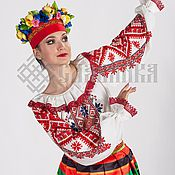Одежда handmade. Livemaster - original item Folk costume