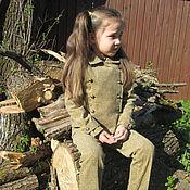 Работы для детей, handmade. Livemaster - original item Suit
