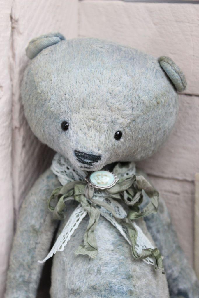 Pattern Teddy bear \