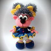 Куклы и игрушки ручной работы. Ярмарка Мастеров - ручная работа Девочка Ефима. Handmade.