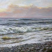 Картины и панно handmade. Livemaster - original item The picture is On the seashore. Handmade.