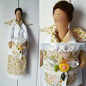 Куклы и игрушки ручной работы. Ярмарка Мастеров - ручная работа Банная Фея примеры. Handmade.