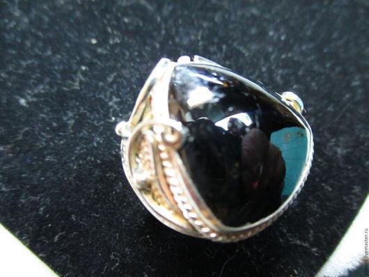 кольцо `Аристократ` цена 3800  шерл арбузный