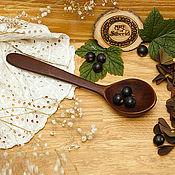 Посуда handmade. Livemaster - original item Wooden spoon 190#8. Handmade.
