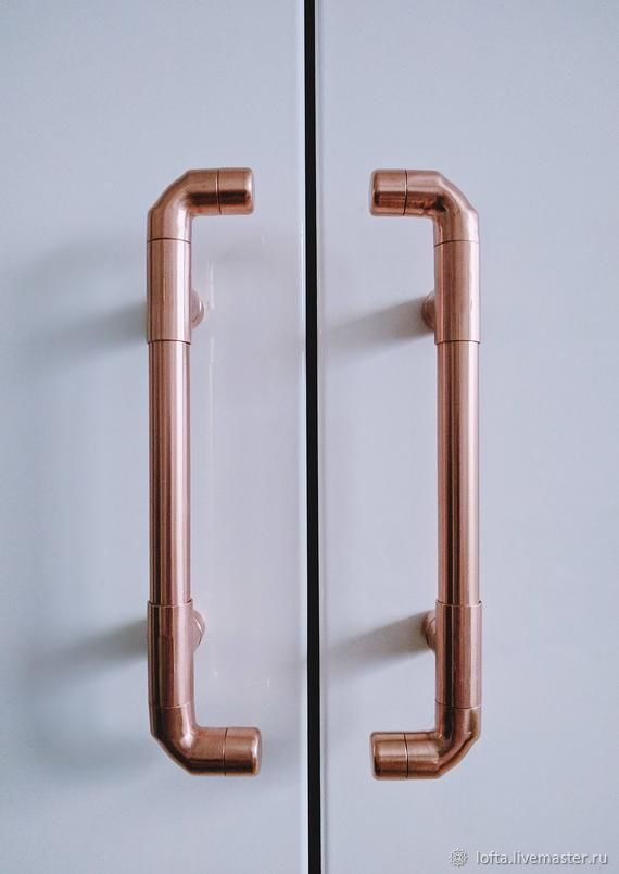 Handle for loft style furniture - AL-H-002, Furniture fittings, Moscow,  Фото №1