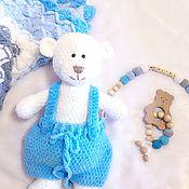 Куклы и игрушки handmade. Livemaster - original item The Bear Baloo. Handmade.