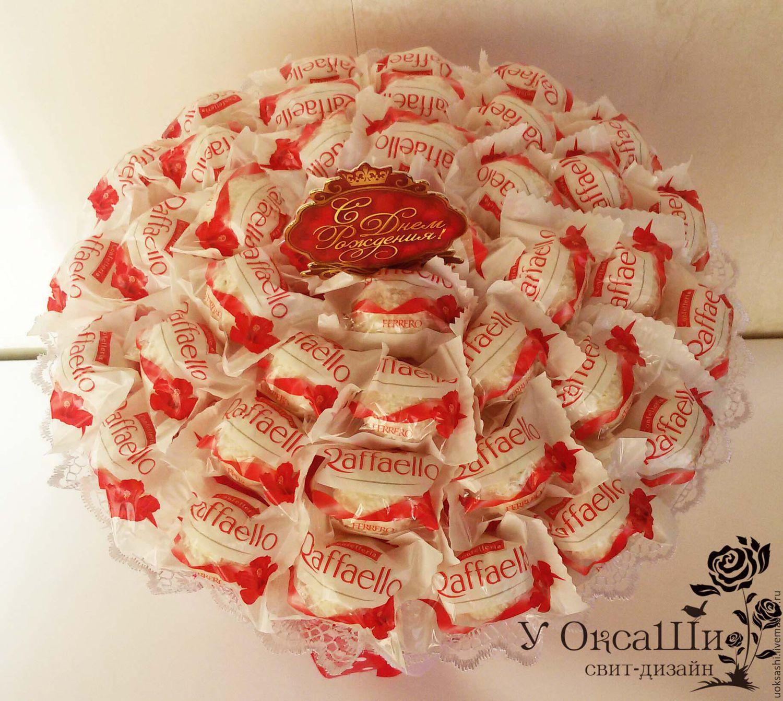 Букет из конфет своими руками 63