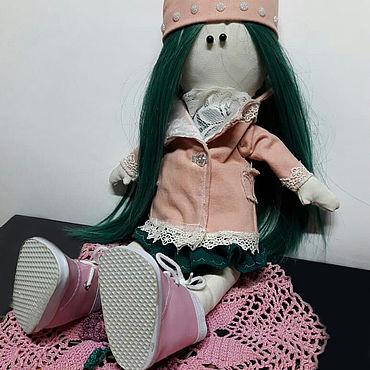 Куклы и игрушки ручной работы. Ярмарка Мастеров - ручная работа Тильды: Кукла текстильная (№3). Handmade.