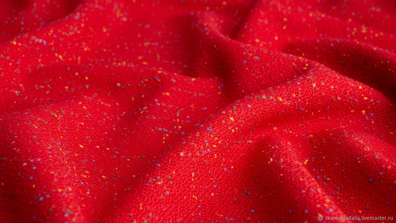 Итальянская ткань твид Шанель, Ткани, Нижнекамск,  Фото №1
