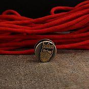 Материалы для творчества handmade. Livemaster - original item Bead lanyard Dead King bead for a knife ,beads for knives. Handmade.