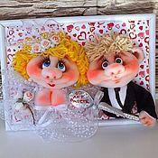 Сувениры и подарки handmade. Livemaster - original item a wedding gift. Handmade.
