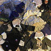 Материалы для творчества ручной работы. Ярмарка Мастеров - ручная работа Комплект выкроек одежды. Handmade.