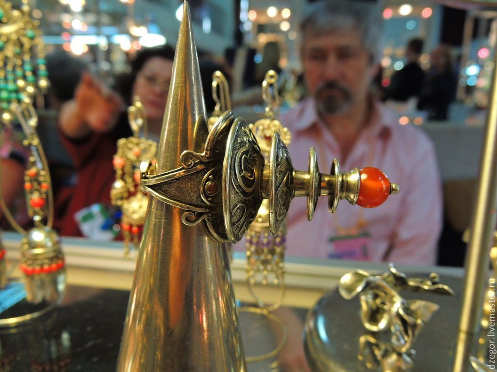 Кольцо «Каскад», Кольца, Кашира, Фото №1
